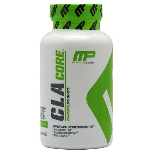 Muscle Pharm CLA 90 Softgels Aids In Weight Loss