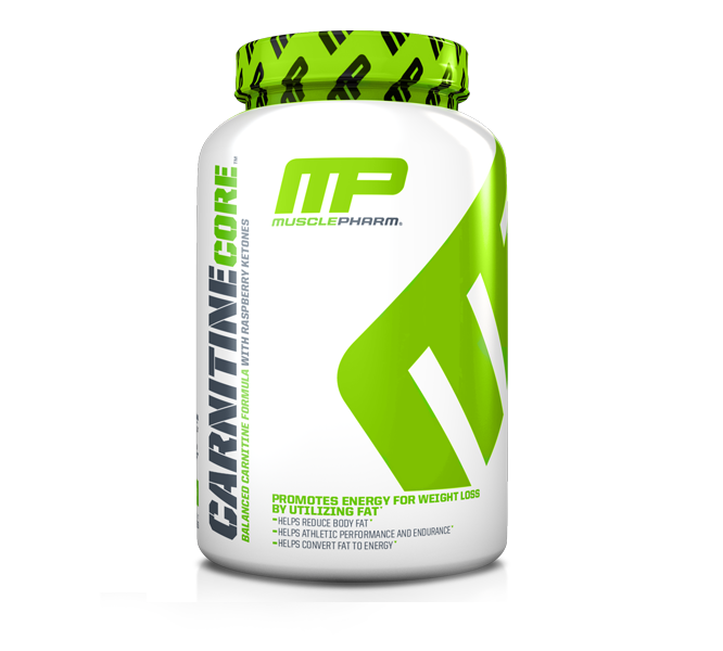 Muscle Pharm Core Series Carnitine Core 60 Caps