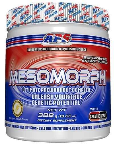 Mesomorph Pineapple