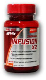 Met-Rx Infusion X2 12 Softgels image