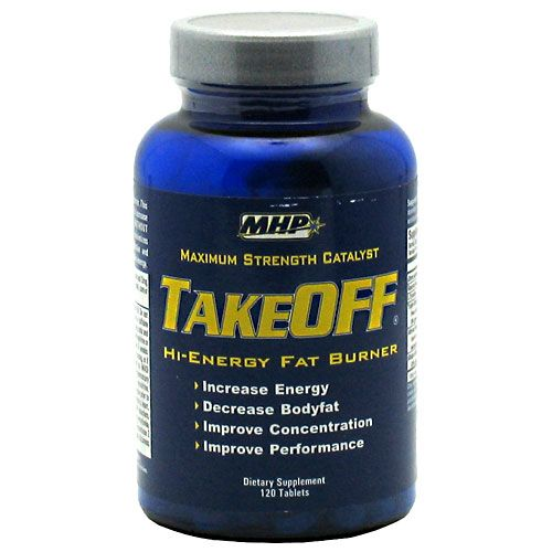 MHP Take Off Hi-Energy Fat Burner 120 Tabs