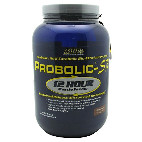 MHP Probolic-SR Chocolate 2 lbs 12 Hour Protein