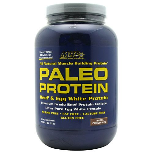 MHP Paleo Protein Triple Chocolate 28 Servings