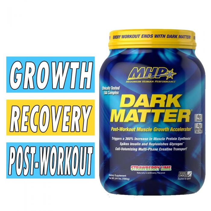 MHP Dark Matter, Post Workout