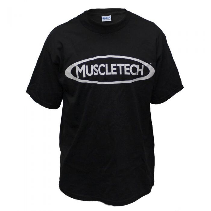 MuscleTech T-Shirt, Black X-Large