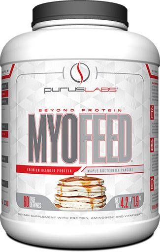 Myofeed Protein By Purus Labs