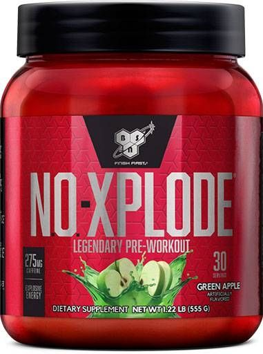 NO Xplode Pre Workout By BSN