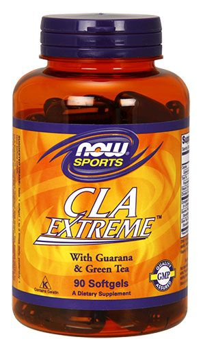 NOW Sports, CLA Extreme, 90 Softgels,
