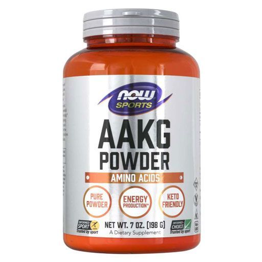 NOW AAKG Powder - 7 oz.