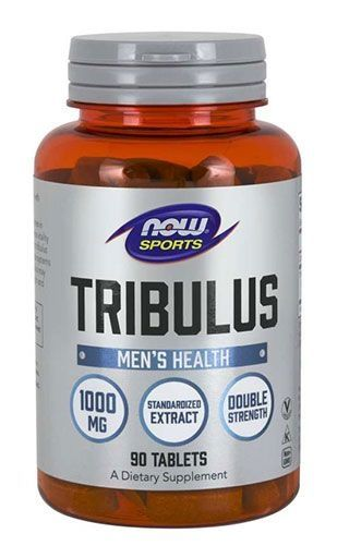 NOW Tribulus 1000 mg - 90 Tabs