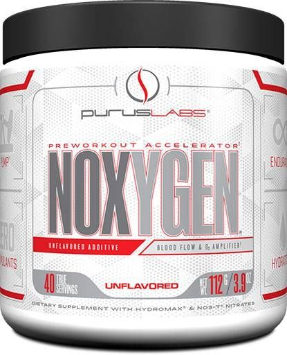 NOXYGEN By Purus Labs, Unflavored 40 Servings