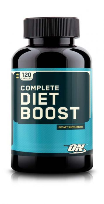 Optimum Nutrition Complete Diet Boost 120Caps