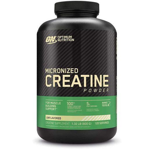 Optimum Creatine Powder - 600 Grams
