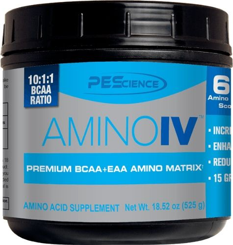 Amino IV By PES, Watermelon, 30 Servings