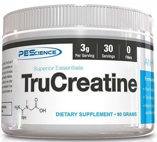 TruCreatine By PES, 30 Servings