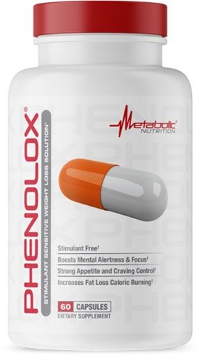Phenolox By Metabolic Nutrition, 45 Caps