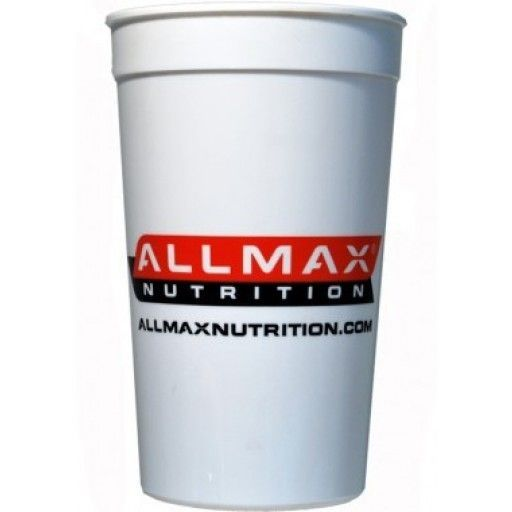 Allmax Nutrition Plastic Drinking Cup