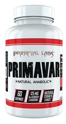 Primavar by Primeval Labs, 60 Servings