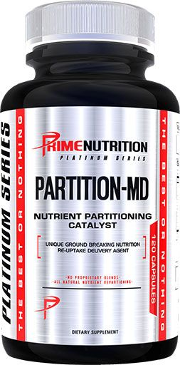 Partition-MD By Prime Nutrition, 120 Caps Image