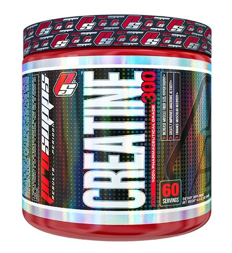 Creatine By Pro Supps, Unflavored 300 Grams Image