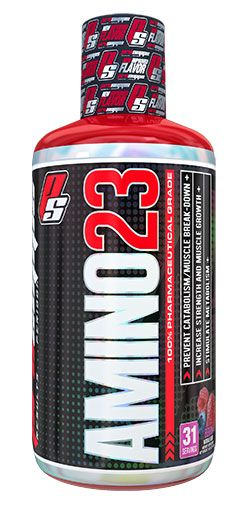 Amino 23 By Pro Supps, Berry 32 fl oz  Image