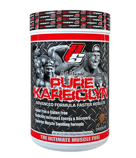 Pure Karbolyn By Pro Supps, Chocolate 2.2lb Image