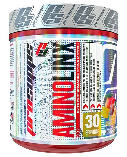 Pro Supps Amino Linx Mango Passion Fruit 30 Servings Image