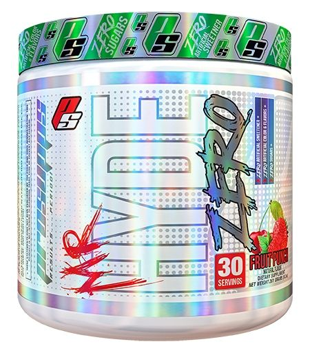 Mr Hyde ZERO By Pro Supps, Fruit Punch, 30 Servings