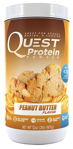 Quest Nutrition, Peanut Butter, Protein Powder, 2lb