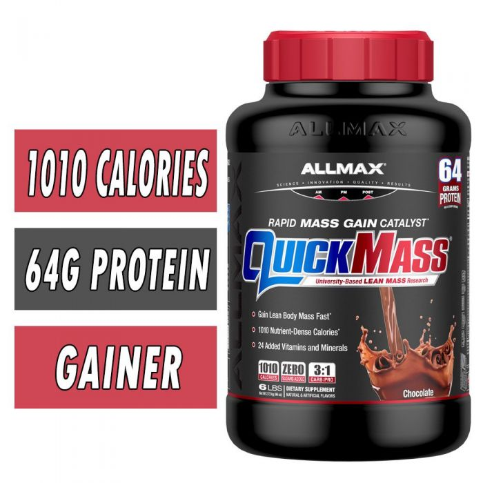 QuickMass By AllMax Nutrition