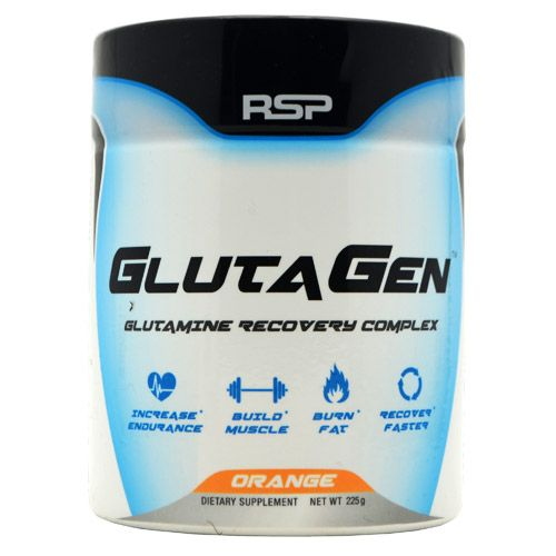 Rsp Nutrition GlutaGen Orange 30 Servings