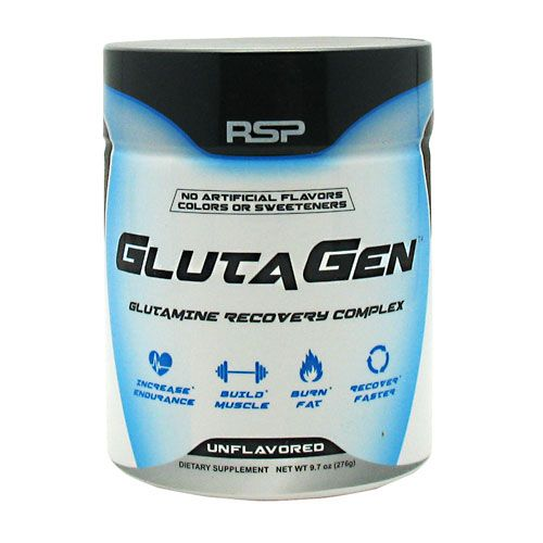 Rsp Nutrition GlutaGen Unflavored 40 Servings