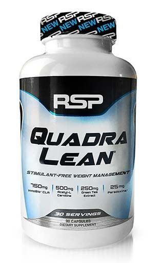 QuadraLean, By RSP Nutrition, 150 Caps