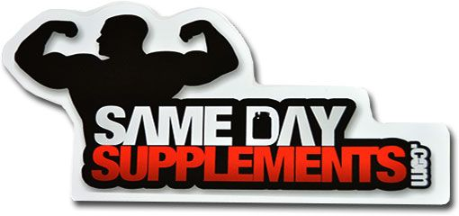 SameDaySupplements, Sticker, Image