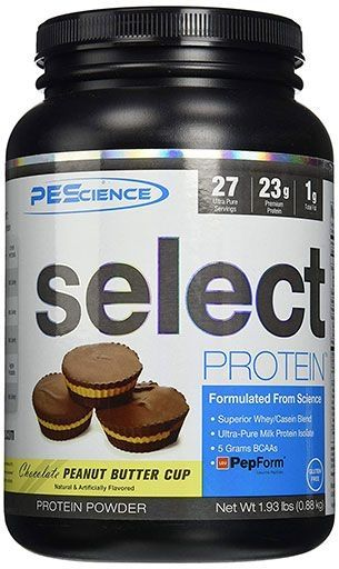 Select Protein By PES, Whey and Casein Blend