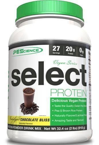 Select Vegan Protein By PES