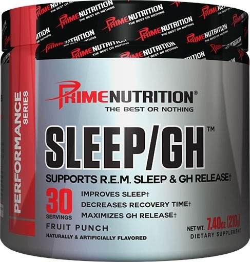 Sleep/GH By Prime Nutrition, Fruit Punch, 30 Servings