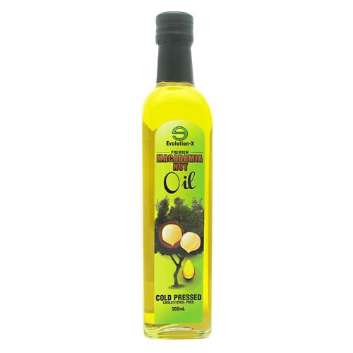 Premium Macadamia Nut Oil, By Species Nutrition, 32 Servings Image