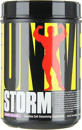 Storm By Universal Nutrition, Grape Splash 1.67lb