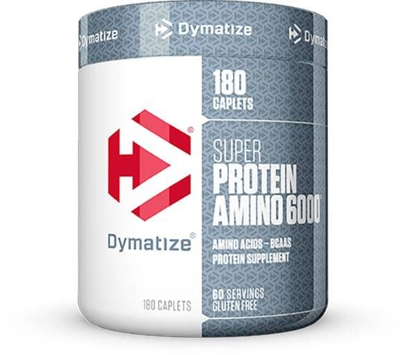 Super Protein Amino 6000 By Dymatize Nutrition