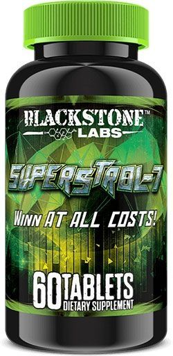 Superstrol 7 By Blackstone Labs