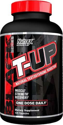 T-UP By Nutrex, 120 Caps
