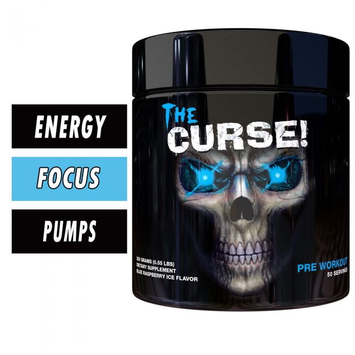 Cobra Labs The Curse Pre Workout