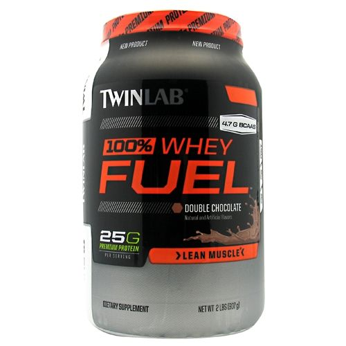 winLab Mass 100% Whey Protein Fuel Chocolate Surge 2lb