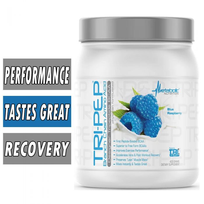 Tri Pep By Metabolic Nutrition, BCAA