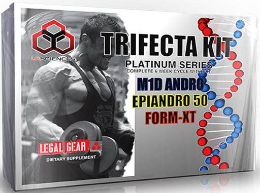 Trifecta Kit, By LG Sciences