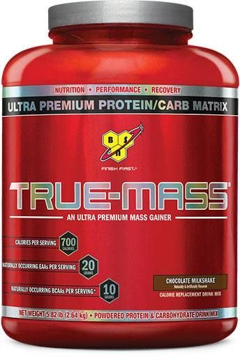 BSN True Mass, Chocolate, 5.75lbs
