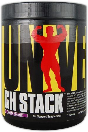 Universal Nutrition GH Stack Grape 210 Grams