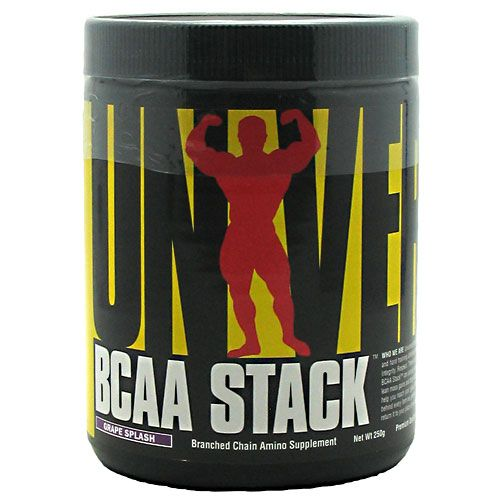 Universal Nutrition BCAA Stack Grape 250 Grams
