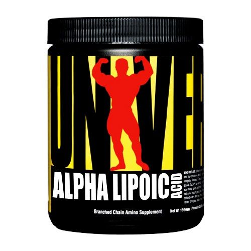 Universal Nutrition Alpha Lipoic Acid 60 Caps